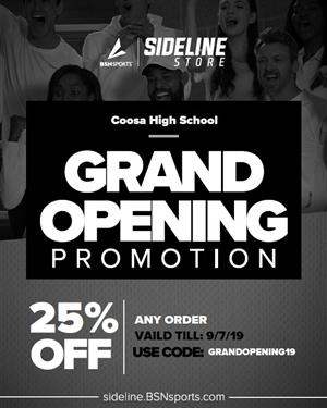 Grand Opening Promo