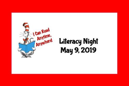 Literacy Night Information