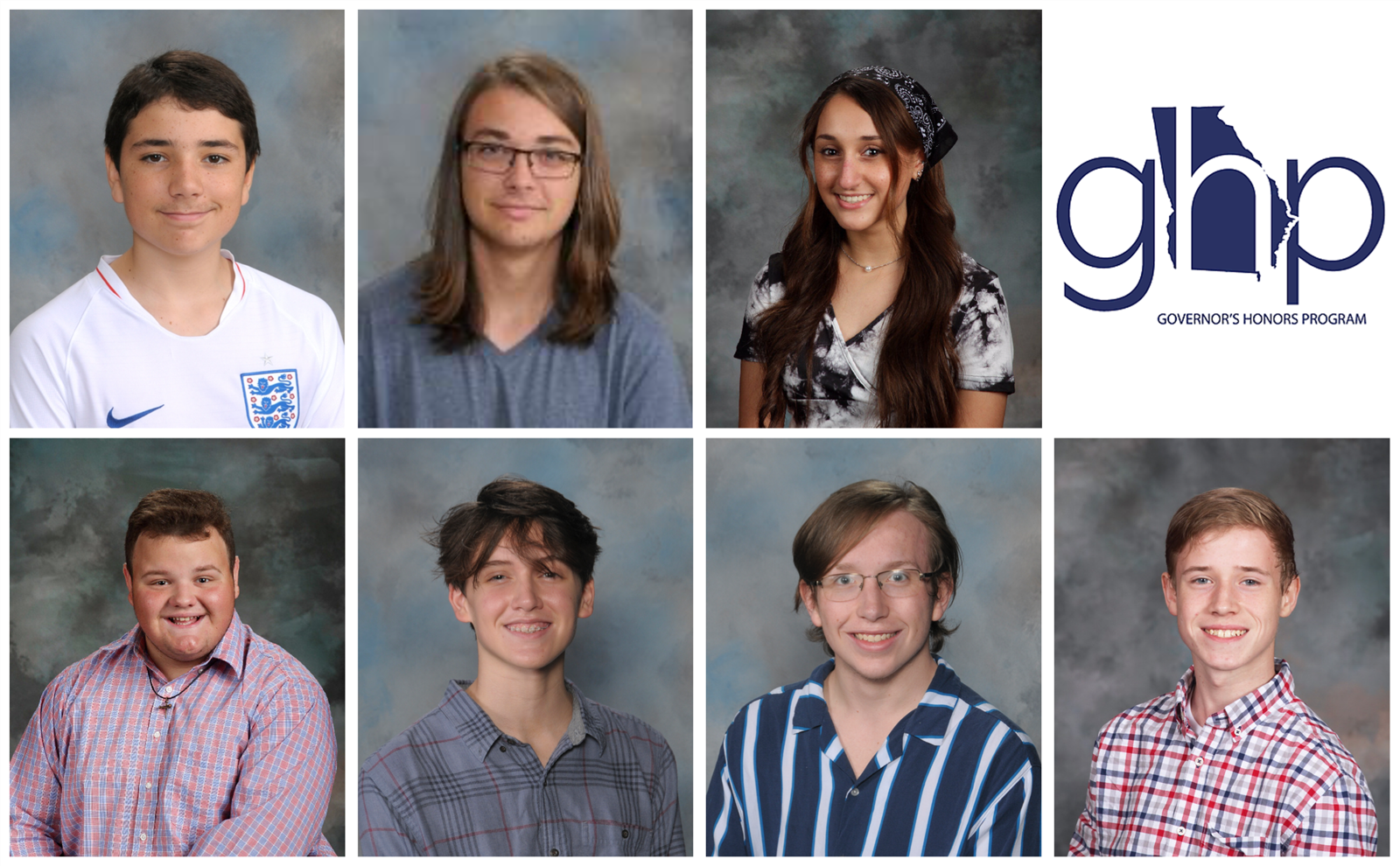Seven Floyd County students advance to state semifinals in the Governor's Honors Program